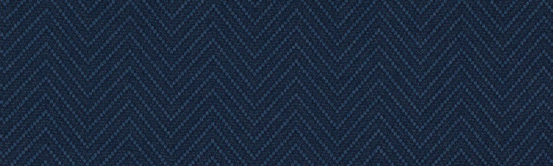 Haven Herringbone - Navy W80008 Detailed View