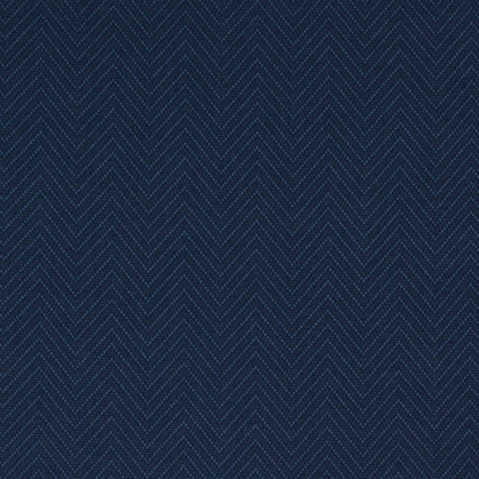 Haven Herringbone - Navy W80008 Larger View