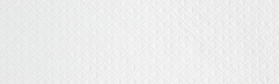 Del Mar Matelasse - White W80025 Detailed View