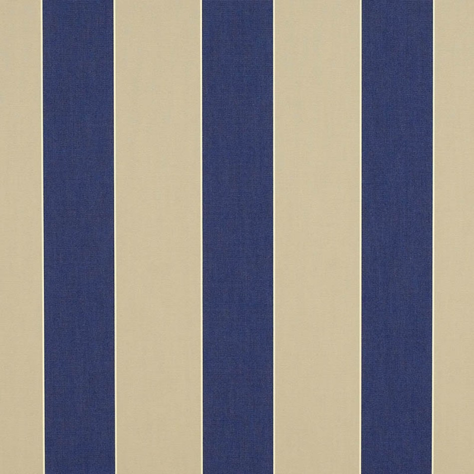 Mediterranean/Canvas Block Stripe 4921-0000 Larger View