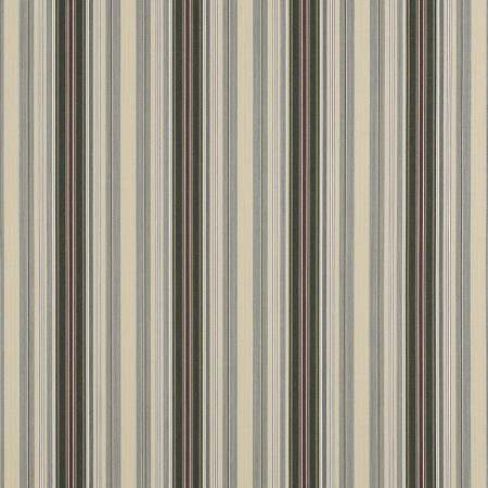 Alpine/Burgundy Pencil Stripe 4922-0000