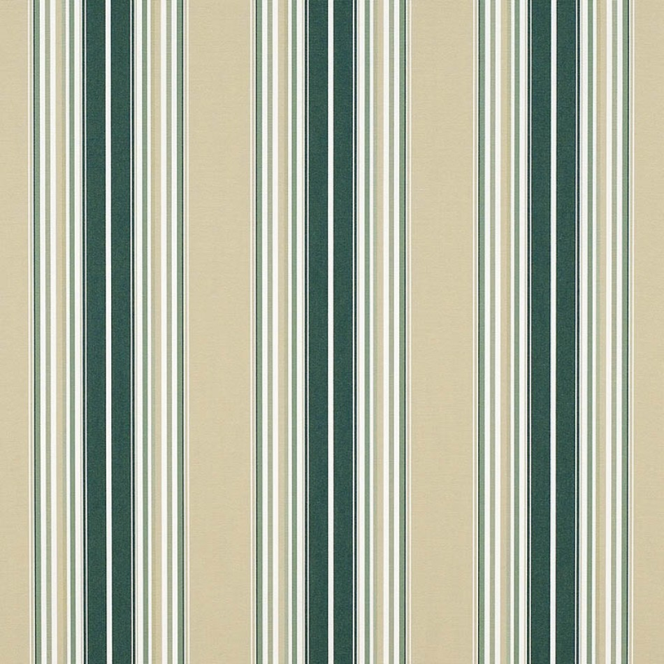 Forest Green/Beige/Natural Fancy Stripe 4932-0000 Larger View