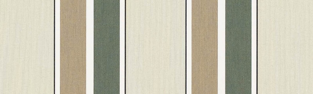 Fern/Heather Beige Block Stripe (Zoomed)