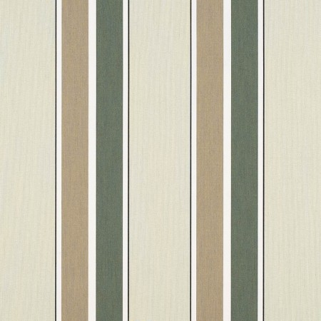 Fern/Heather Beige Block Stripe 4959-0000