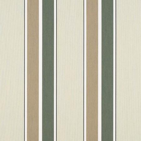Fern/Heather Beige Block Stripe 4959-0000