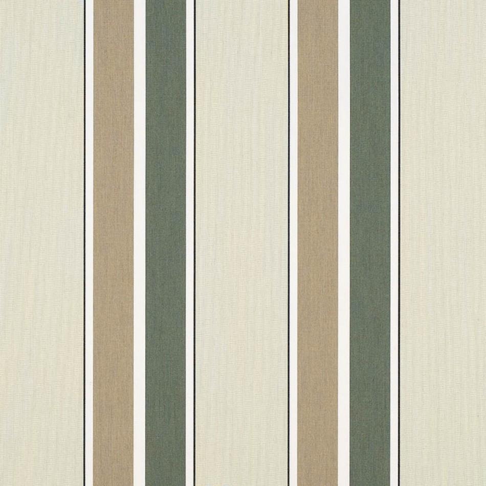 Fern/Heather Beige Block Stripe 4959-0000 Larger View