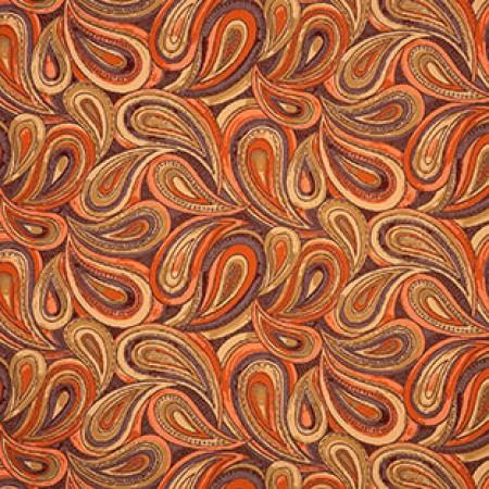 Boteh Orange Blaze 414-009