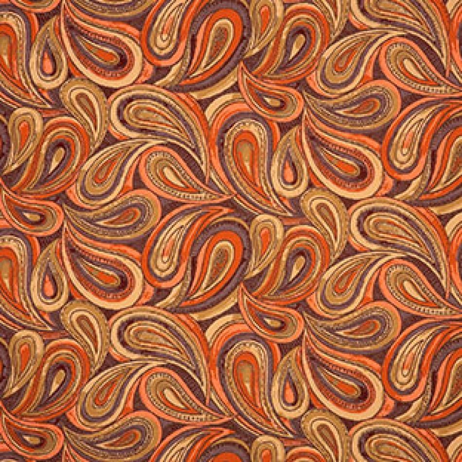 Boteh Orange Blaze 414-009 Увеличить изображение