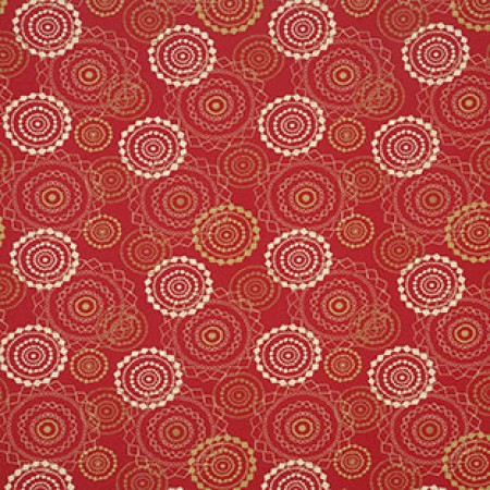 Mandala Crimson 418-001