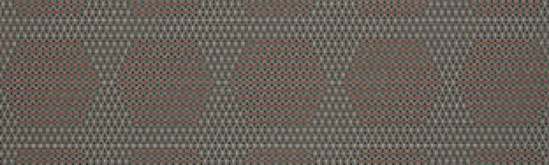 Dot Structure Gray & Red 931-84 Detaljerad bild