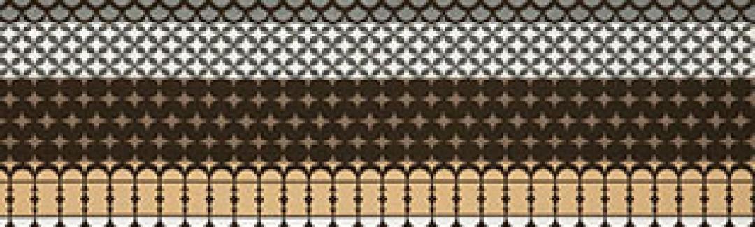 Majalis Arabica 5803-07 Detailed View