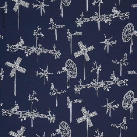 Whirligig Navy 431-004