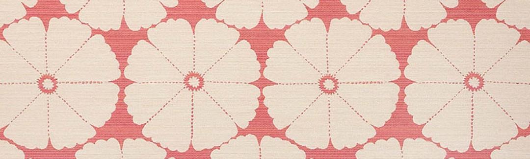 Big Flower Hibiscus 2456/07 Vista dettagliata