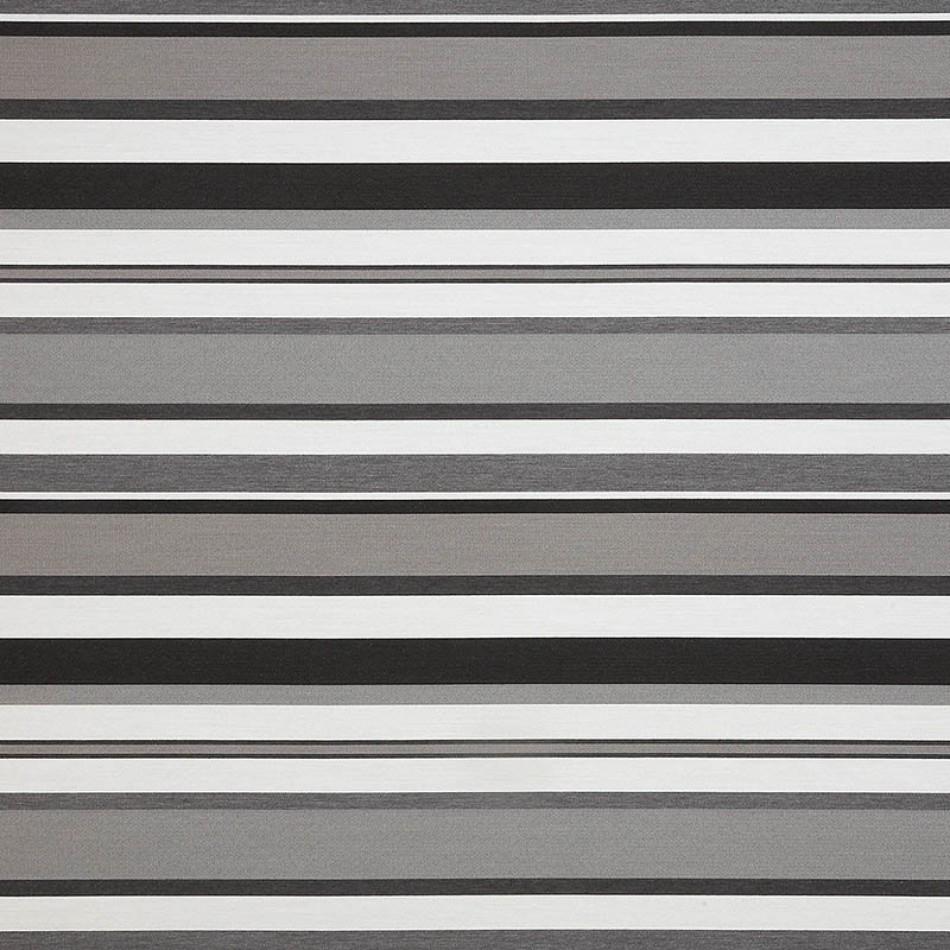 Sonata Stripe Charcoal 63050 Larger View
