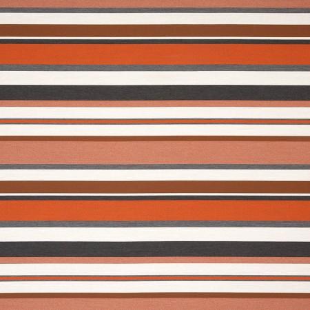 Sonata Stripe Orange 63054