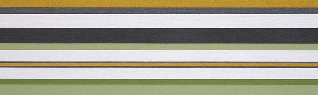 Sonata Stripe Lime 63057 Detailed View