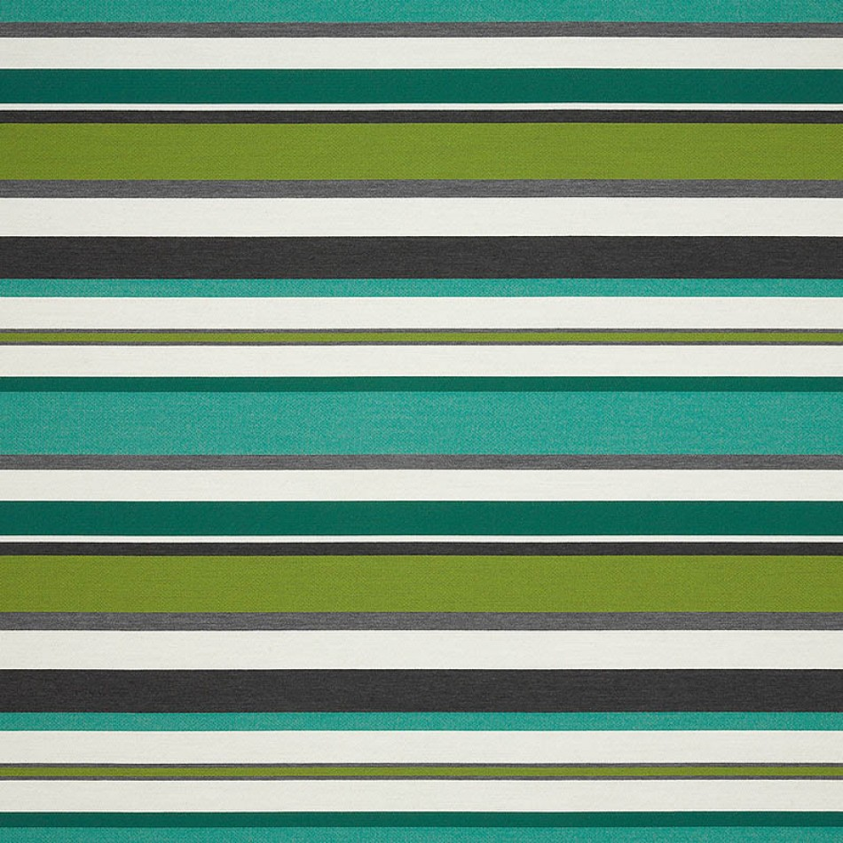 Sonata Stripe Emerald 63058 Larger View