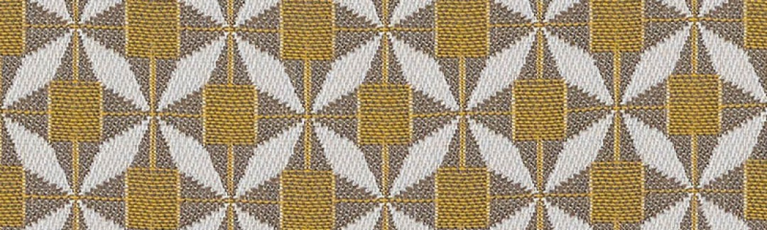 Mosaïc Yellow MOS J196 136 Detailed View