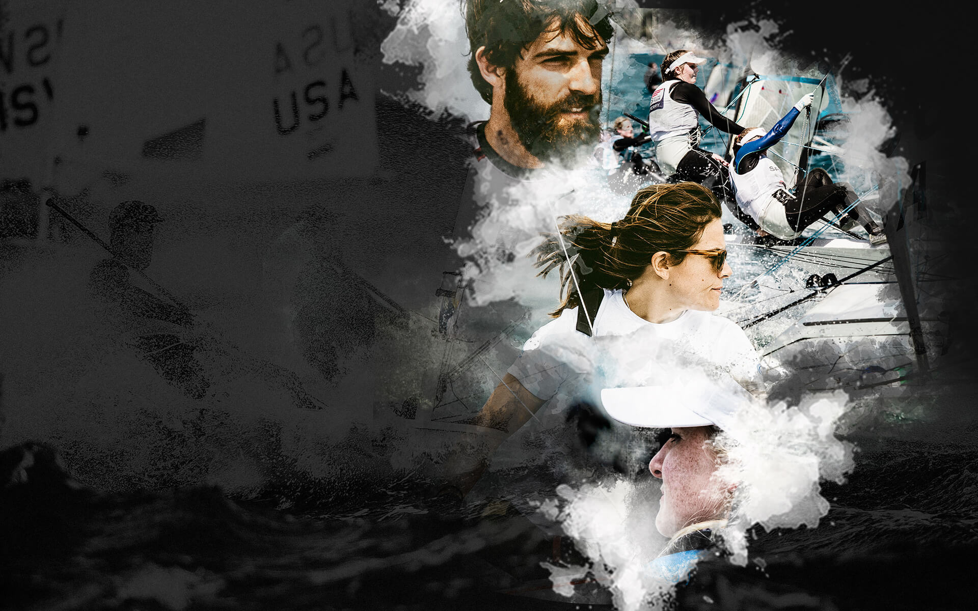 Follow the athletes of the US Sailing Team in the documentary Uncharted Waters