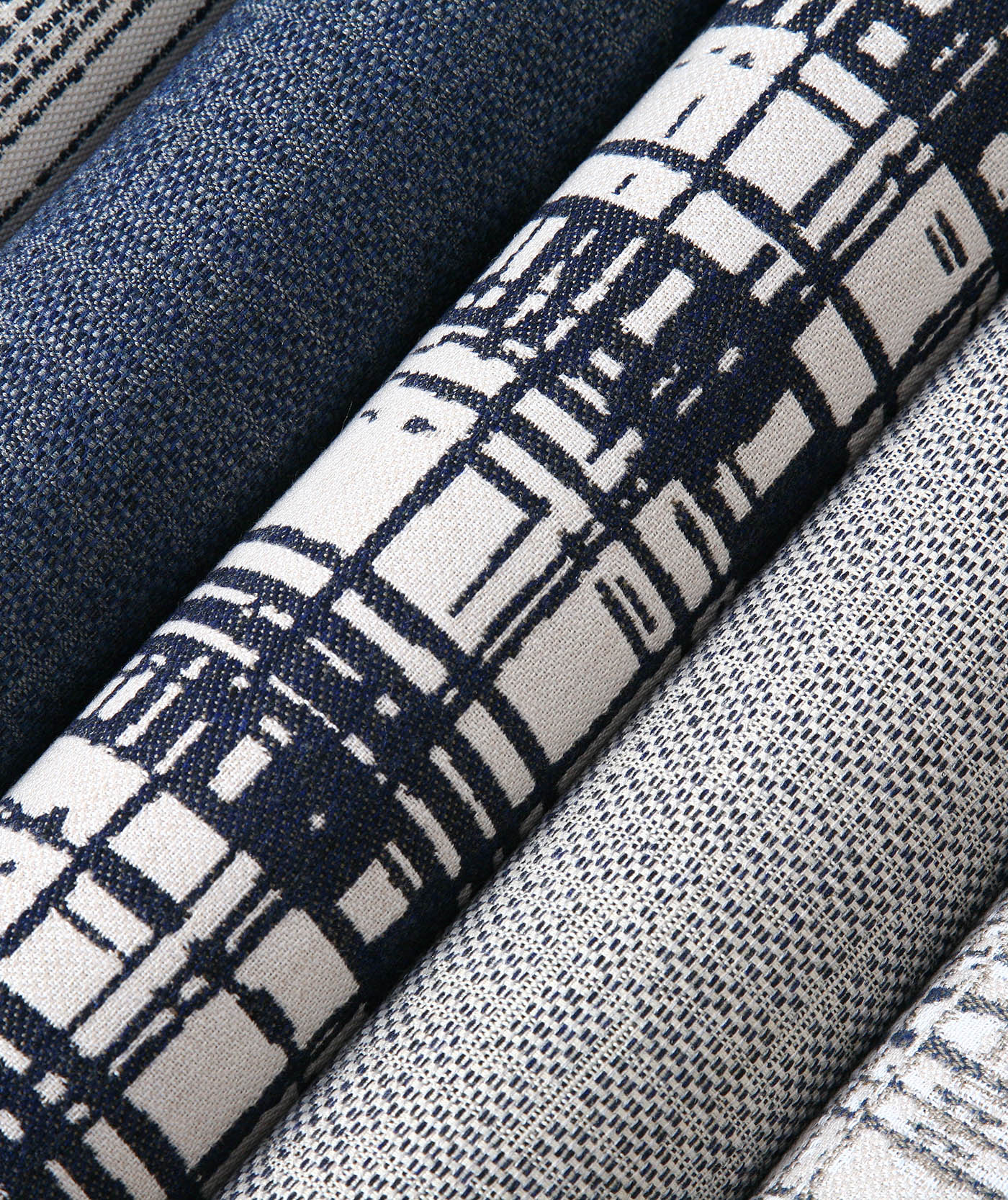 Select fabrics from the Richard Frinier Network Collection