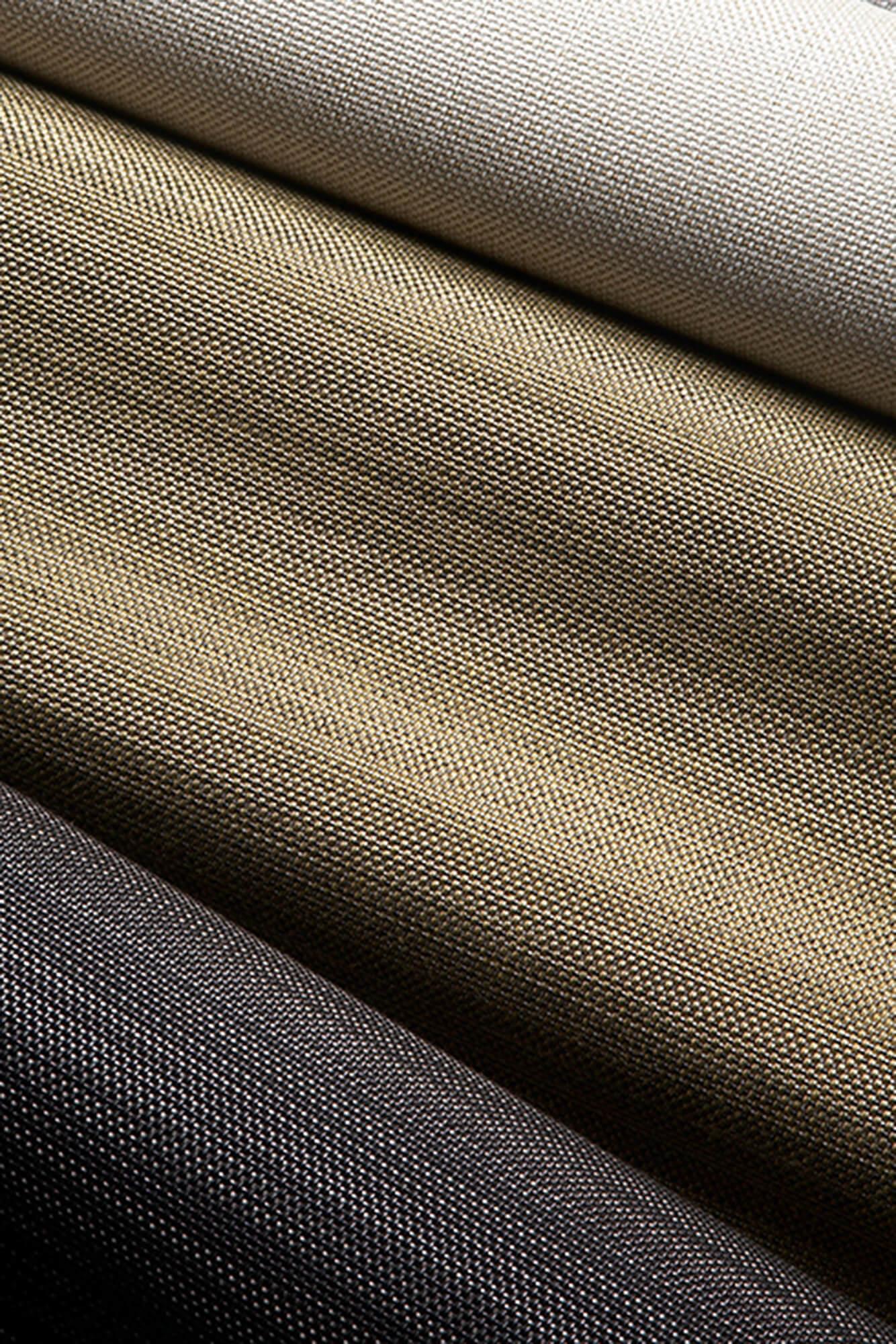 Glamour image of metallic Sunbrella Alloy fabrics