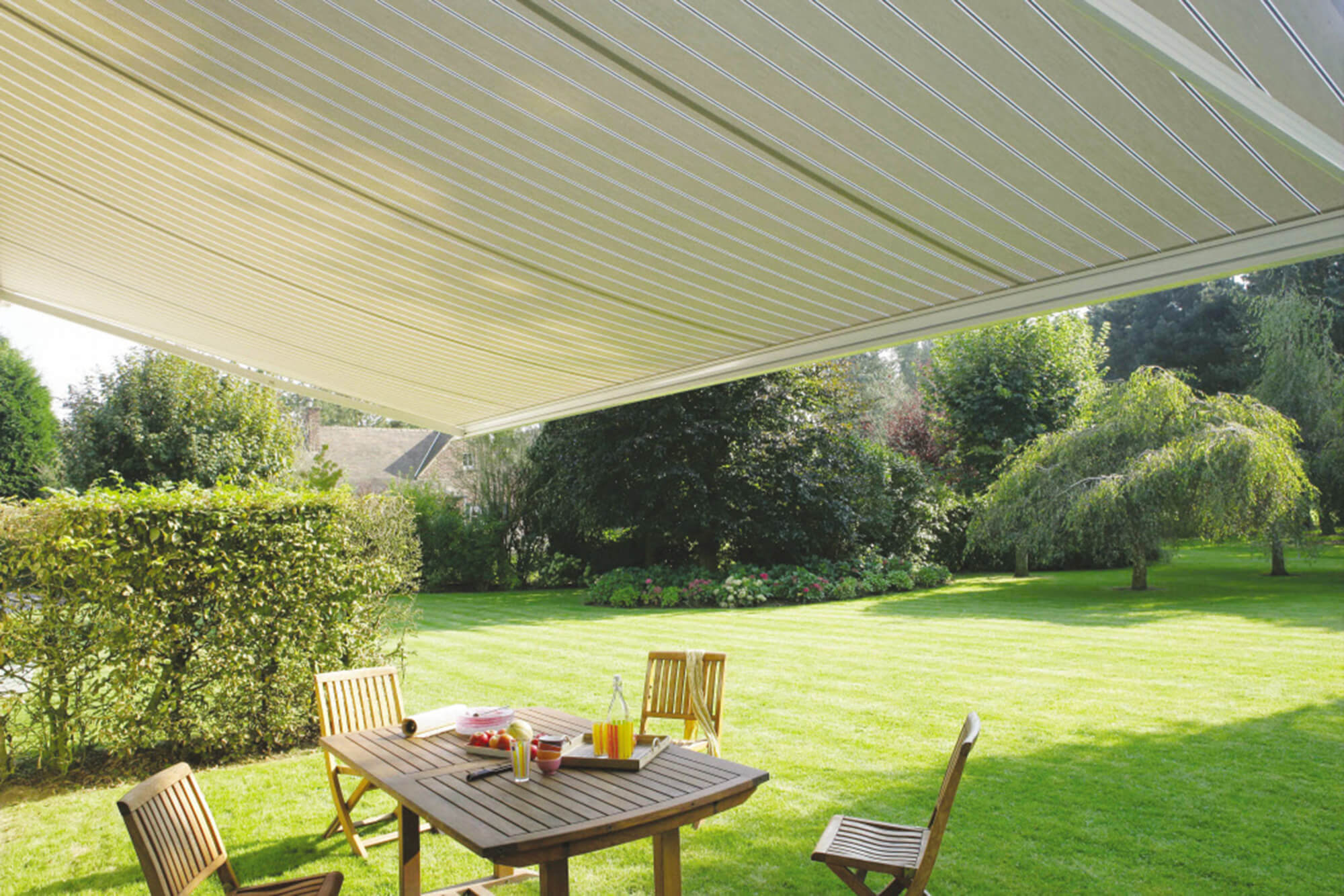Sunbrella European Shade Collection