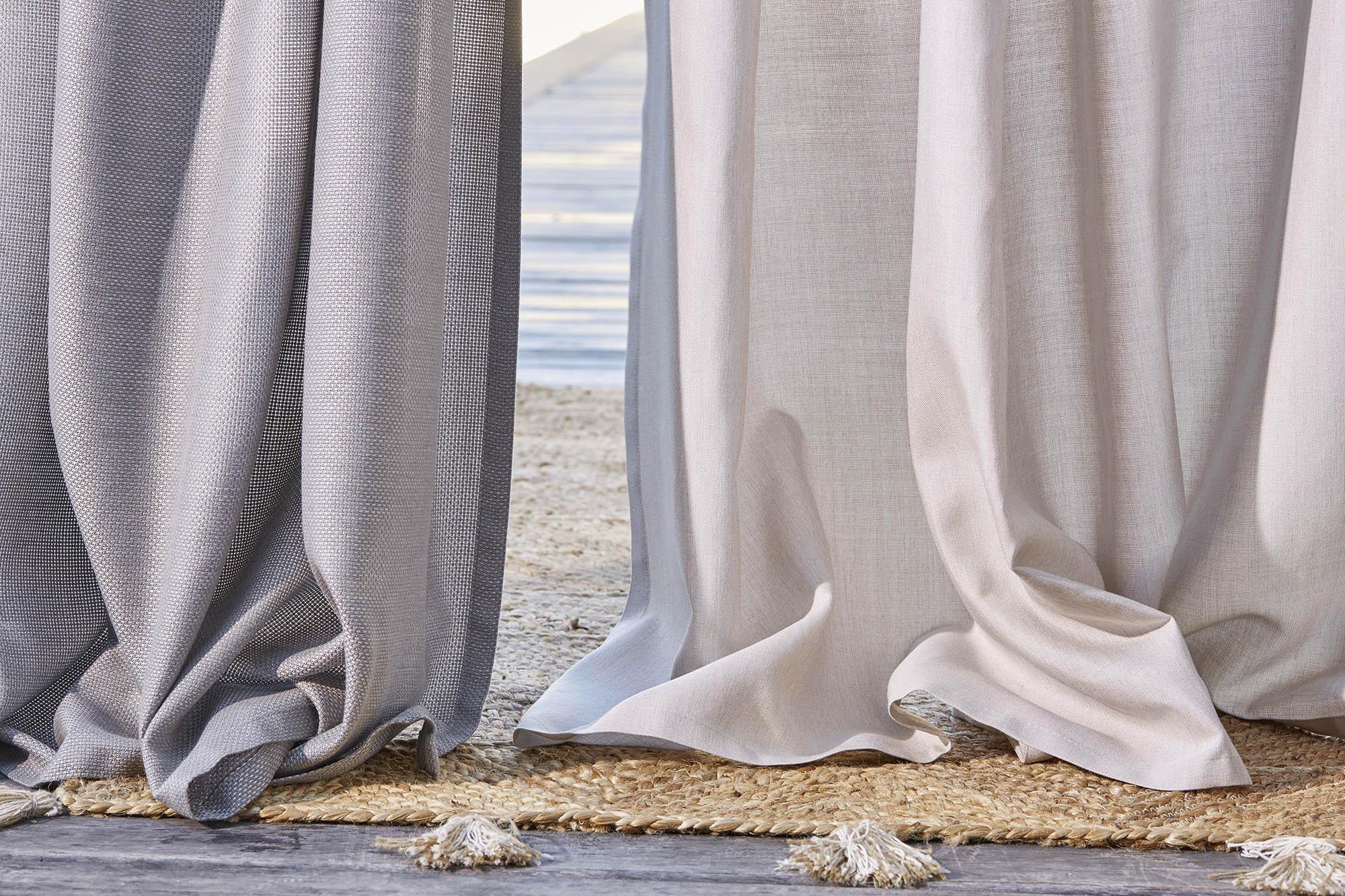 sunbrella fabrics used in farniente structure